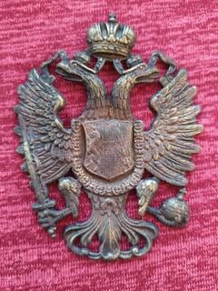 Кокарда Австро-Венгрия.