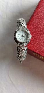 Наручные часы серебро 925 проба