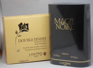 Духи Magie Noire + double finish (Lancome)