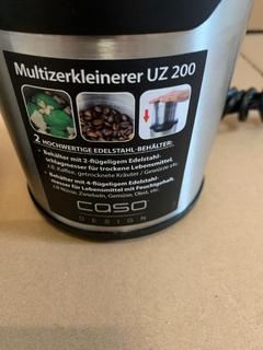 Измельчитель CASO UZ 200