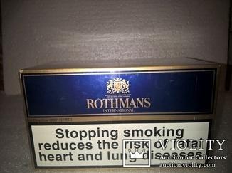 Сигареты Rothmans International  (кубик)-1 блок