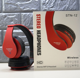 Беспроводные наушники Monster beats studio STN-12, mp3 плеер, fm, microSD
