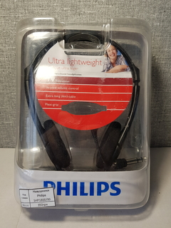 Наушники Philips SHP1800/00 провод 6 метров Оригинал с Германии