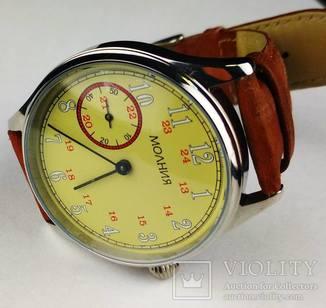 Часы наручные маряж Молния механизм 3602