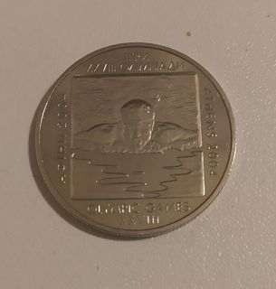 Олимпийские 2 гривны 2002 год