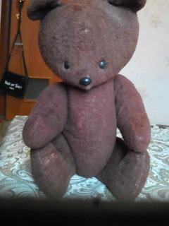 Медведь ревун плюшевый