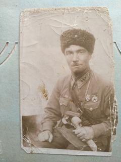 Фотоальбом генерала Калиновича и его семьи (с 1926 года до1977)
