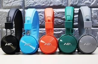 Беспроводные наушники bluetooth NIA X3