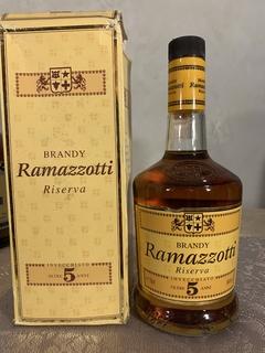 Бренди Рамазотти 1980-е 0.7 л.