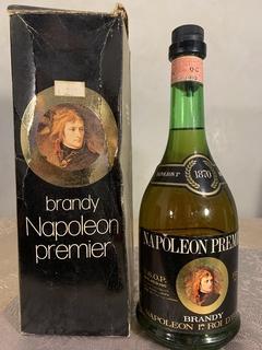Бренди Наполеон 1980-е 0.75 л