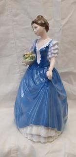 Фигура леди Нelena английской мануфактуры Роял Далтон.