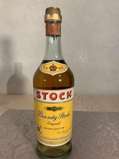 Бренди  Stock 0.7 л. 1970-е