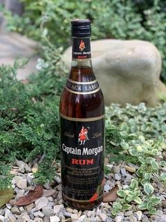 Rum Captain Morgan 1980s