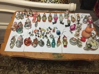 Лот новогодних игрушек разных без резерву больше 37шт