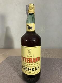 Хересный бренди Veterano  1.0 л. 1980-е