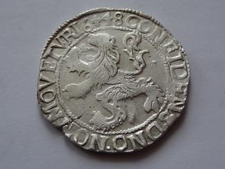 Талер 1648 год №3