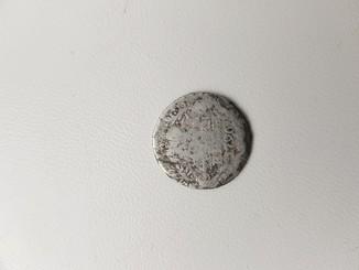Гривенник 1796 Екатерини2 серебро