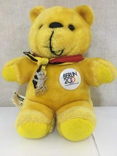 Олимпийский мишка. Берлин, Олимпиада 2000