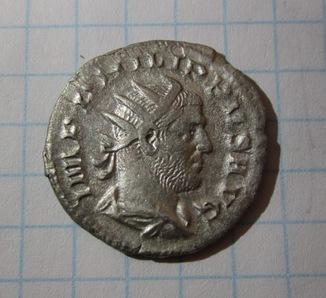 Філіп 1. антонініан №2