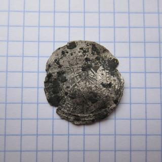 Сребреник Владимира III тип