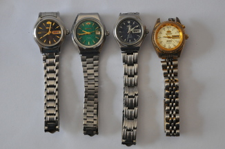 Часы женские ORIENT  4 шт.