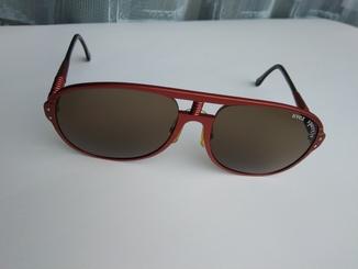 Солнцезащитные винтажные спортивные очки Uvex Sportiv, Германия, 70-80-е годы