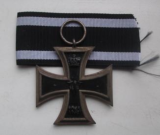 Железный крест(1 мировая)