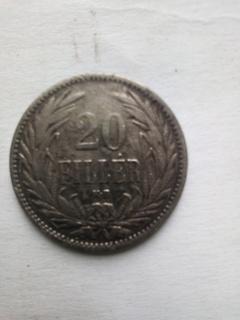 20 filler 1894 года