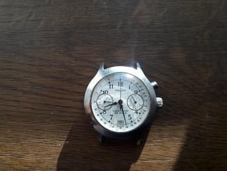 Часы Полёт хронограф
