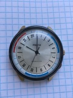Часы Ракета 24 часа суточные