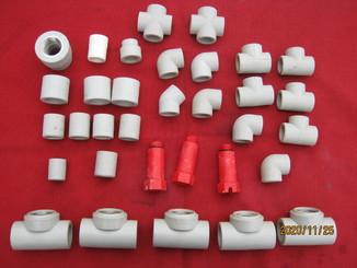 Фітінги пластмасові