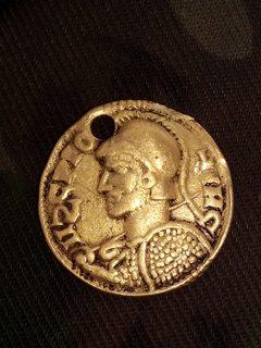 Подражание ауреусу (aureus) Римской империи