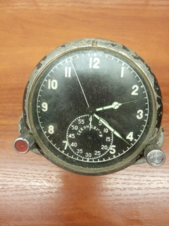 Часы авиационные на восстановление