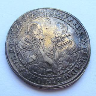 Талер 1600 р. Саксонія Веймар