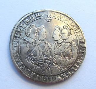 Талер 1613 р. Саксонія - Альтенбург