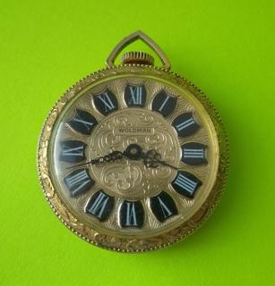 Часы карманные. Woldman / Швейцария