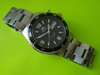 Часы. Ориент / Orient EM 65 - A00 T - на ходу
