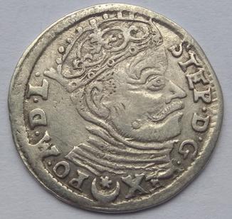 Трояк 1583 года