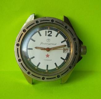 Часы. Командирские CCCР