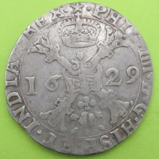 Талер 1629 год