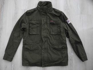 Куртка утепленная SuperDry Super Dry р. L / XL ( Сост Нового )
