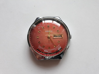 """Годинник Ракета """"вічний календар"""" новий. 2"""