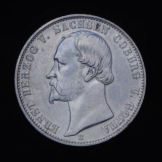 Талер 1854, Саксен-Кобург-Гота