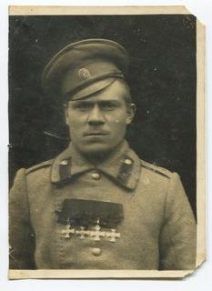 Полный Георгиевский кавалер. 7-я артиллерийская бригада.