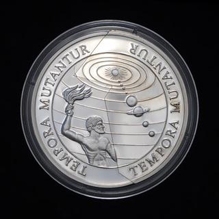 5 Долларов и 5 Тала 1997-2000 (Серебро 0.925, 15.55г+15.55г), Кирибати и Самоа 2 Монеты