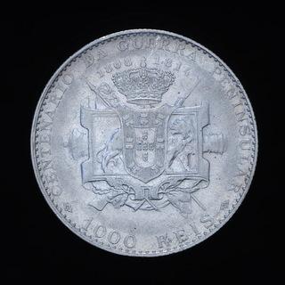 1 Эскудо 1910 100 лет Пиренейской войне, Португалия