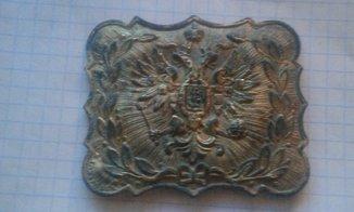 Пряжка Обер-офицера РИА 1857-1881