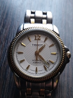 Tissot automatic 25 jewels