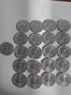 50 Пфеннигов 1920 А х21 монета