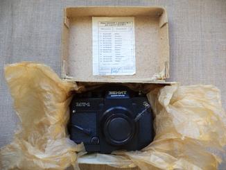 Фотоапарат Зенит МТ-1 Сюрприз  894003